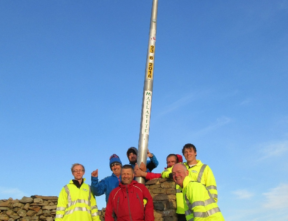 Cumbria Highways reach new heights